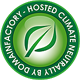 Klimaneutrales Hosting bei domainFACTORY