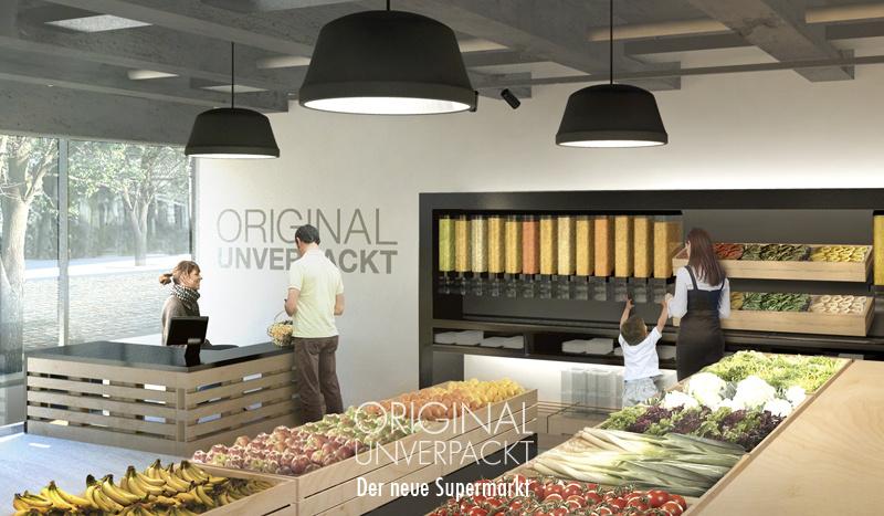 original unverpackt - Supermarkt