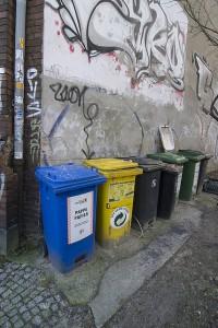 "Hier wird der Müll ""App-""geholt"