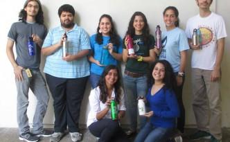 Bring Your Own - in der Uni von Puerto Rico geht das jetzt auch mit Wasser.