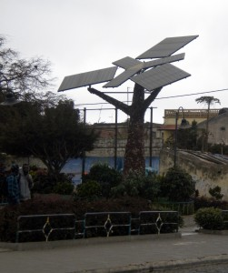 Solarenergie in Assomada, Kapverdische Inseln (c) DM