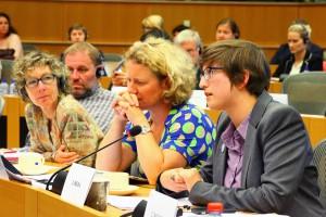 MEP Julia Reda (c) Greens/EFA / License: CC