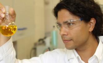 Dank eines neuen Verfahrens kann der Abfallstoff Glycerin in Milchsäure umgewandelt werden.