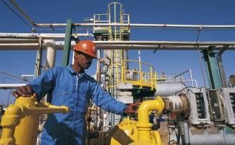 """""""Zhor"""" ist eines der größten Gasfelder der Welt. Das Energieunternehmen ENI lädt Investoren ein, es zu bearbeiten."""