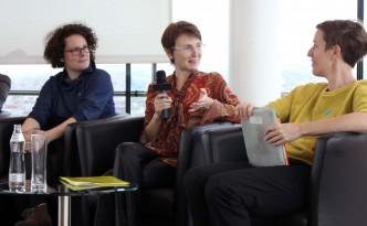 Beim Crowdfunding Symposium in Wien wurde die alternative Finanzierungsform beworben.