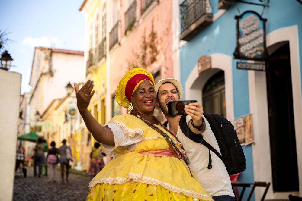 Brasilianer reisen gern im eigenen Land