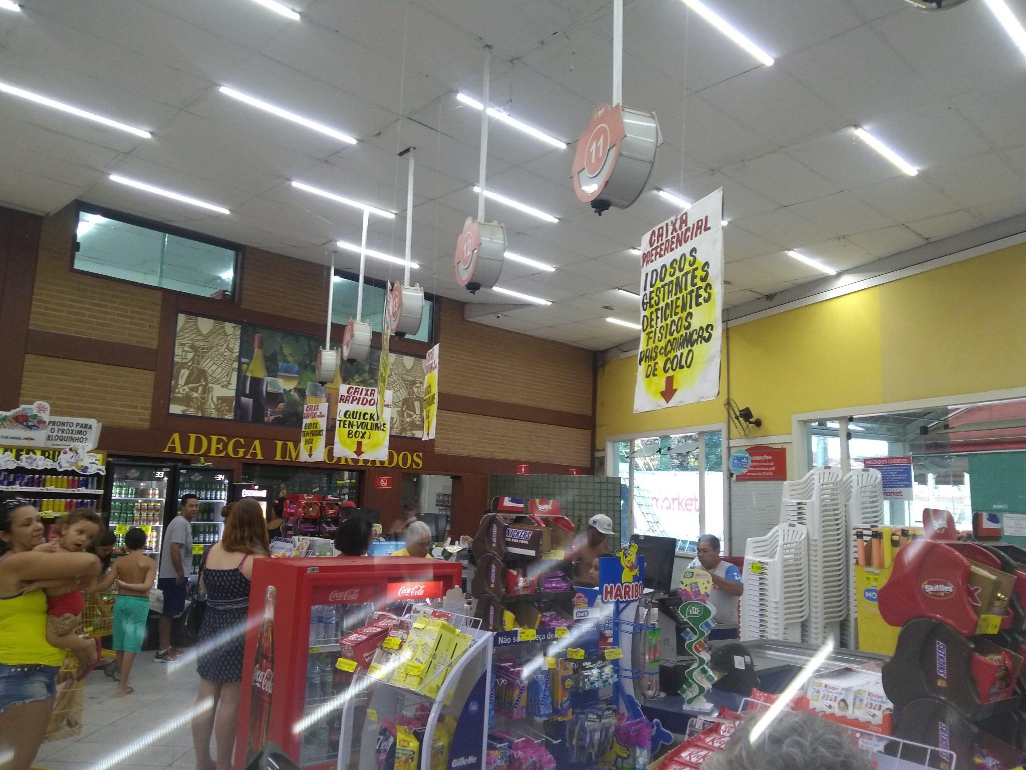 Supermärkte